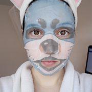 Animal Otter Aqua Mask Selfie