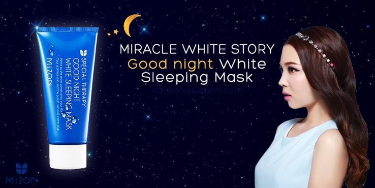 Good-night-cream