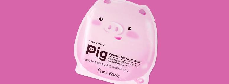 Review- Pure Farm Pig Collagen Mask