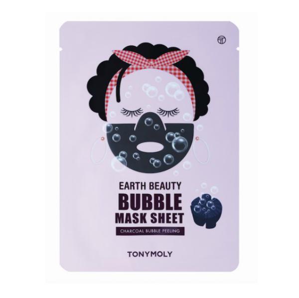 Bubble Sheet Mask CHARCOAL 2