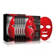 OMG! RED + SNAIL MASK 2
